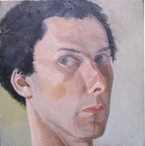 Self portrait 1980